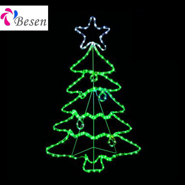 light up christmas tree indoor outdoor decorations besen - Light Up Christmas Decorations Indoor